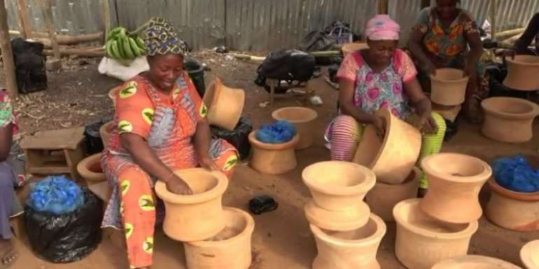 Sunyani: Mortar And Pestle Manufacturers Unhappy With Fufu Processing Machines