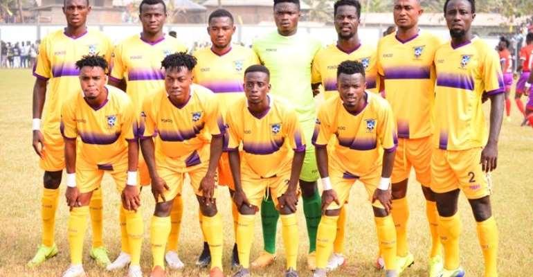 Coach Samuel Boadu Names His 18-Man Squad For Kotoko Clash Today