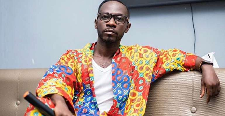Okyeame Kwame reveals how he shot his latest 'Yeeko' video with a phone