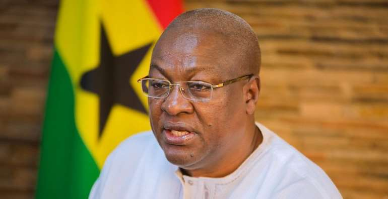 Mahama's motion to amend errors in election 2020 petition granted