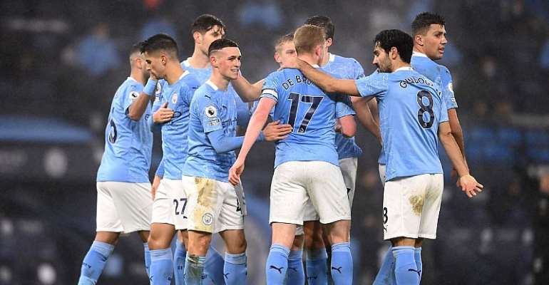 Phil Foden's Incredible Display Vs Brighton Showed His Elite Status