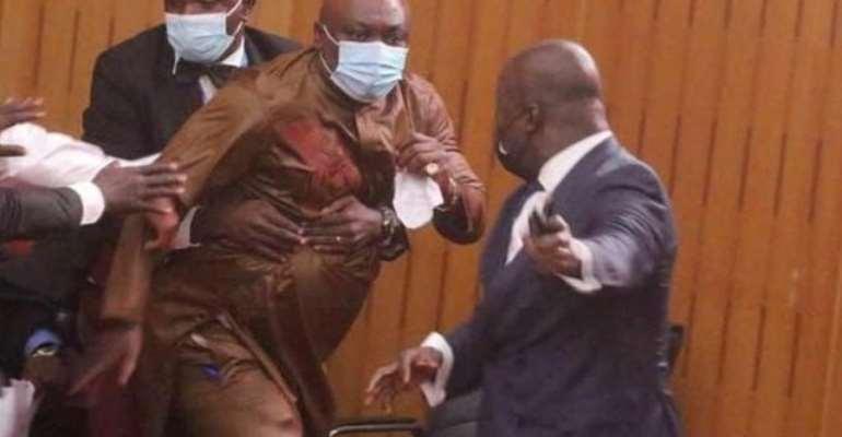 Carlos Ahenkorah's ballot snatching criminal, dishonorable — STRANEK-Africa