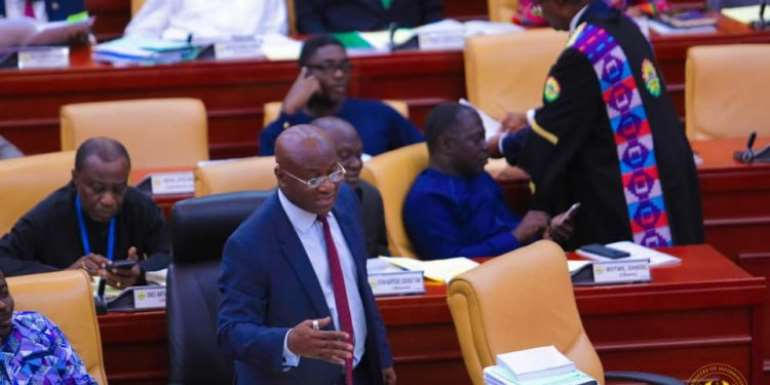 Fomena MP's declaration makes us majority in Parliament – Kyei-Mensah-Bonsu insists