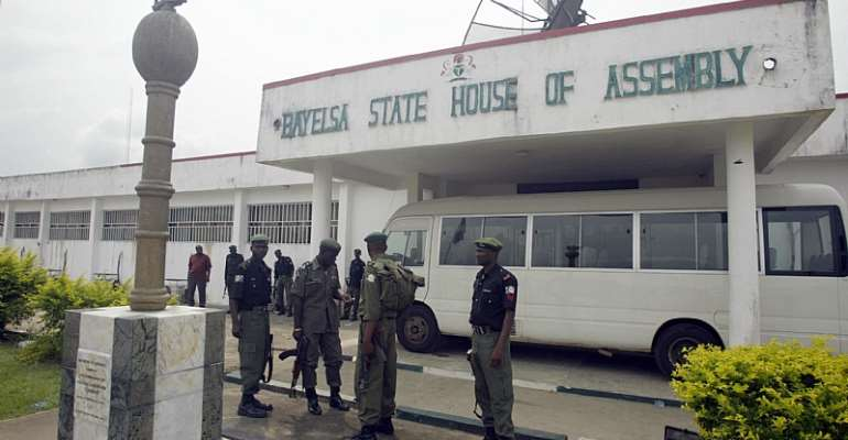 State assemblies in Nigeria must devote more resources to digital communication  - Source: