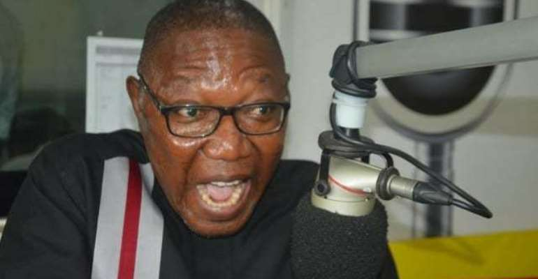 We'll face NPP MPs squarely If they try to remove us from majority side of Parliamrnt — Apaak