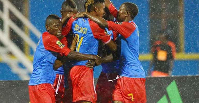 AFCON 2017: DR Congo players refuse to train over unpaid bonuses