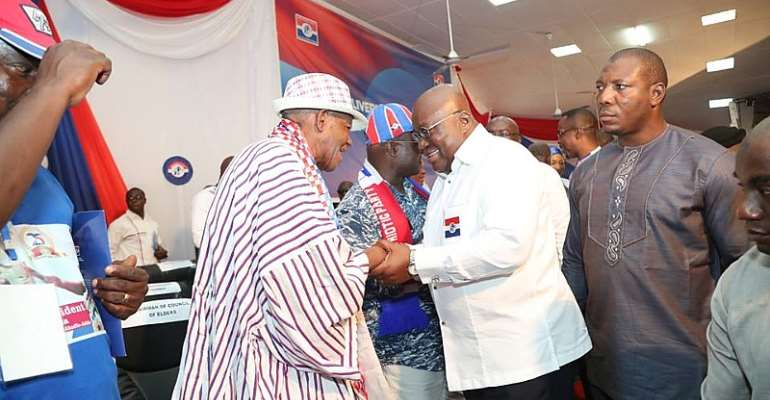 NPP Executive Aspirant Calls On The Party To Focus On Welfare Of Grassroots