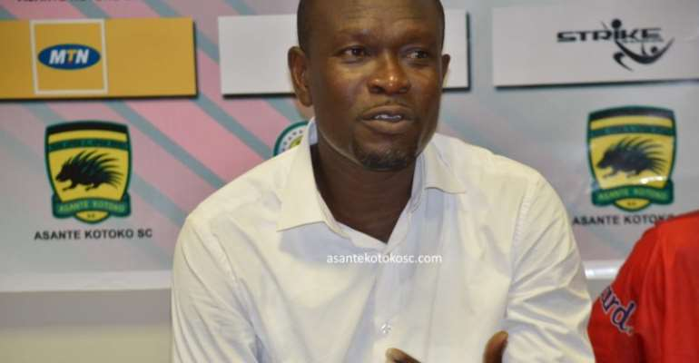 CK Akunnor Charges New Black Stars Players To Take Up Their Chance
