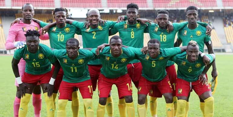 CAF U-23 AFCON: Cameroon Look To Realize Olympic Dream Again