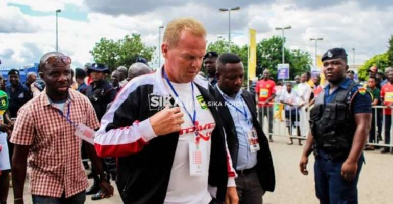 Kjetil Zachariassen Demanding Four Months Salary From Asante Kotoko - Reports