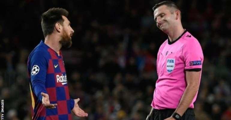 UCL: Barcelona Frustrated By Slavia Prague At Nou Camp