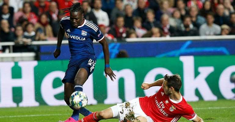 UCL: Lyon Beat Benfica To Revive Last-16 Chances