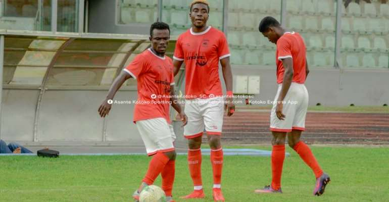 Kotoko Players Given Five Days Break After CAF Confed. Cup Exit