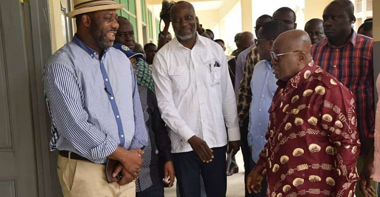 I Don't Regret Implementing Free SHS – Akufo-Addo