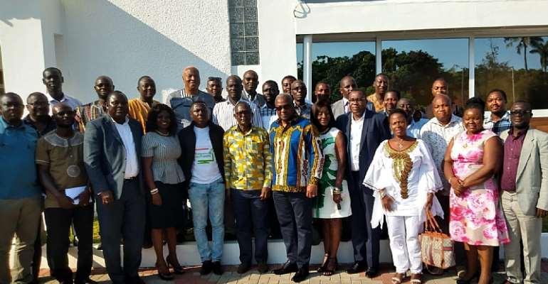 NDC Will Empower Tech Universities For Skilled Human Resource — Mahama