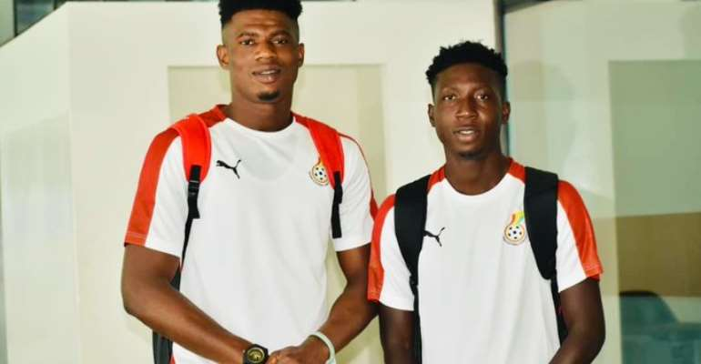 Hearts Sends Goodwill Message To Black Meteors Duo Ayi and Dankyi