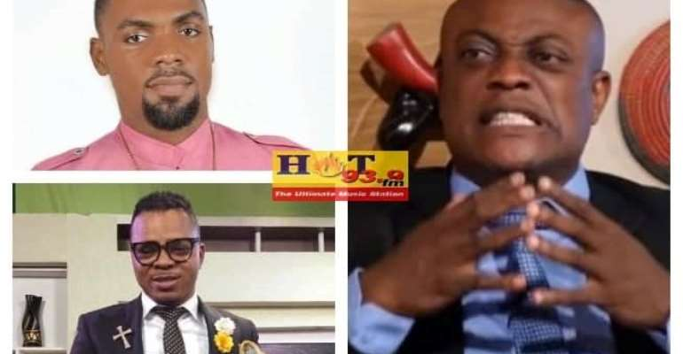 Rev. Obofour, Angel Obinim Engaging In Criminal Acts — Maurice Ampaw