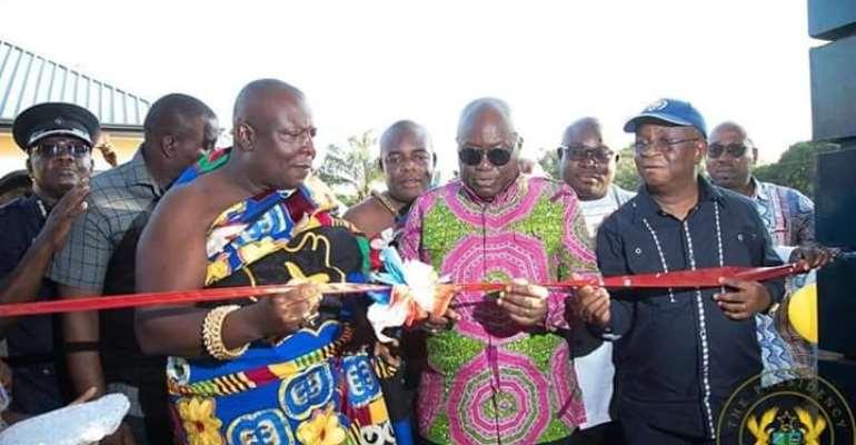 We're In The Era Of Hope — Akufo Addo