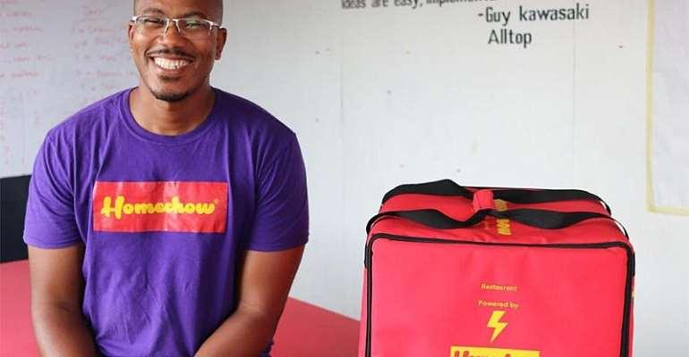 Ashanti Region Welcomes HomeChow