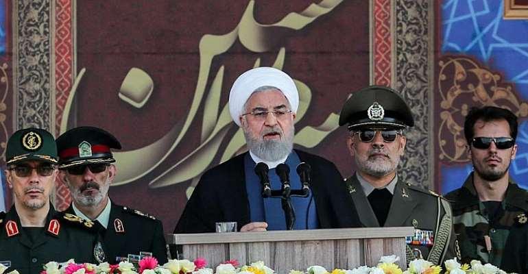 AFP/Iranian Presidency/HO