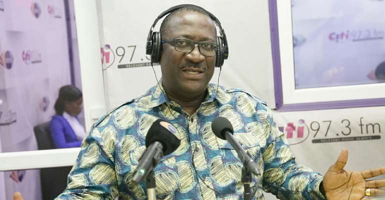 Citi FM Boss Rallies Support For Creative Arts