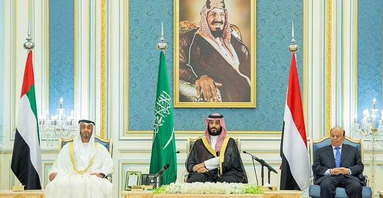 Saudi Press Agency/Handout via REUTERS
