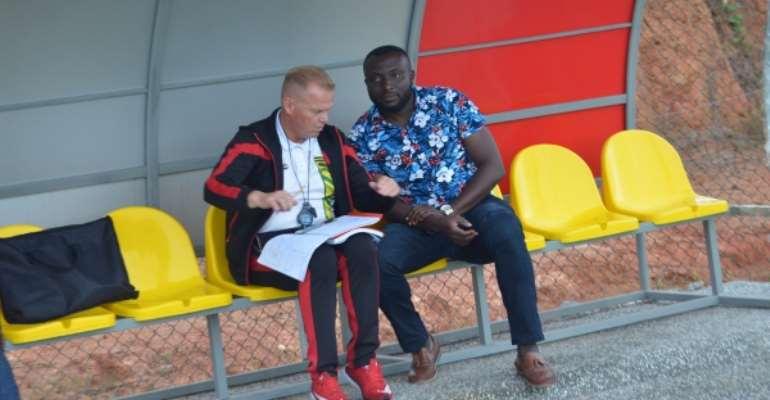 I Asked Kjetil Zachariassen Not To Return To Ghana - Nana Gyimbibi Coker