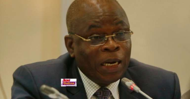 Dr James Klutse Avedzi is the Chairman of the Public Accounts Committee of Parliament