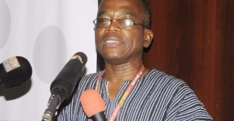 Chairman of the National Media Commission (NMC), Mr. Yaw Boadu-Ayeboafo
