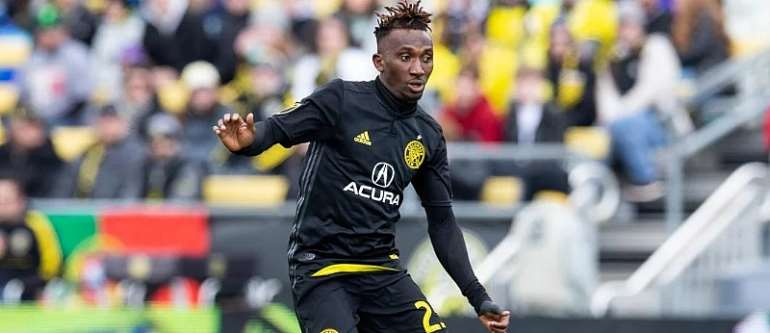 Harrison Afful Nets Consolation Goal For Columbus Crew In Defeat To Orlando City