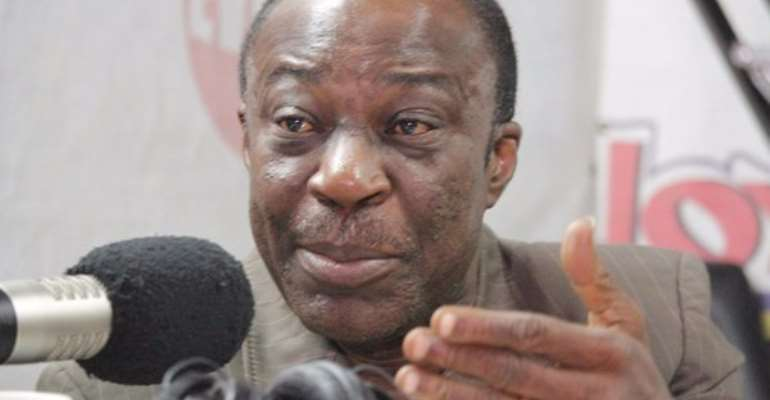 Minister for Monitoring and Evaluation, Dr Anthony Akoto Osei