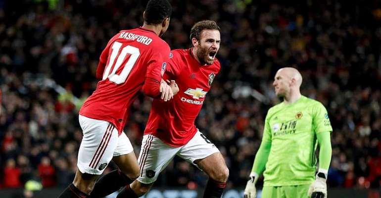 Mata Sends United Through To FA Cup Fourth Round