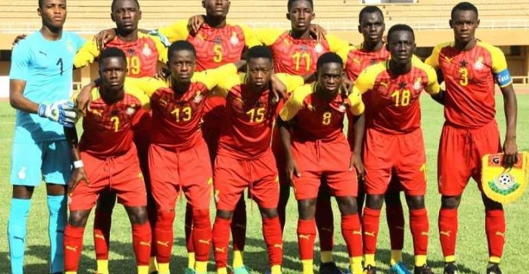 GFA Names Ben Fokuo As U-27 Head Coach