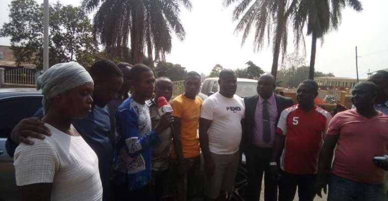 Asante Kotoko Support Fan Who Was Shot By Police
