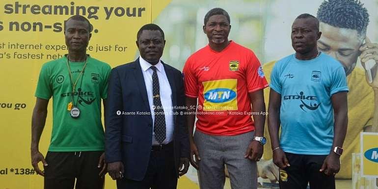 Asante Kotoko Accept Home Ban By Ghana FA