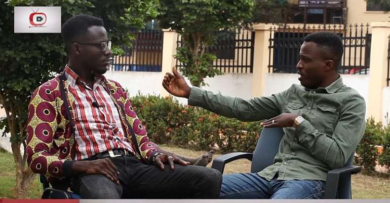 [Watch] I Don't Believe In The Bible Because It's Fake - Gh Mentalist Ahokagya