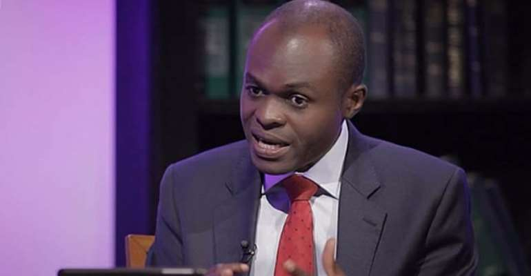 Martin Kpebu is a private legal practitioner