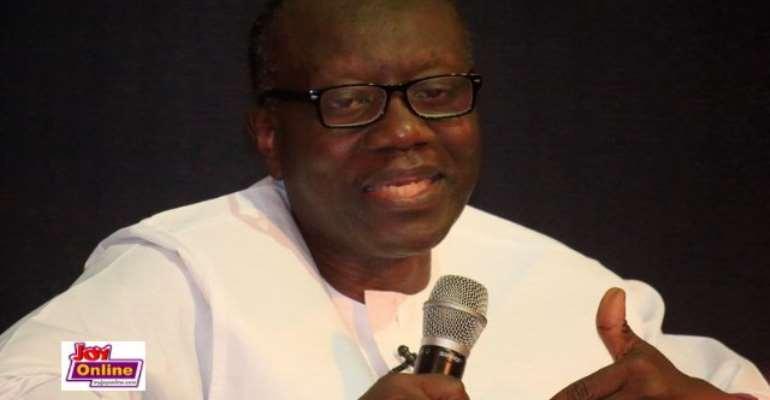 Finance Minister, Ken Ofori-Atta.