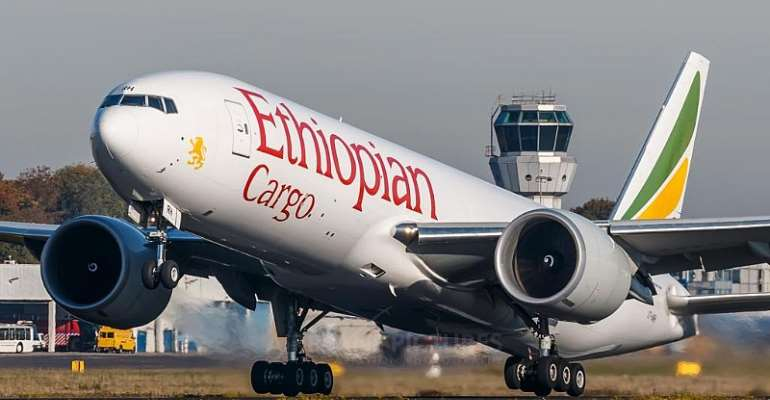Ethiopian Cargo & Logistics Services Wins 'Best Cargo Airline–Africa' Award