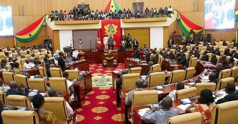 MPs Vex EC Boss For Snubbing Parliament Again, Speaker Forcefully Suspends Sitting