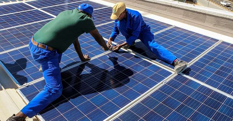 The role of Solar Energy in Ghana Energy Security and Climate change