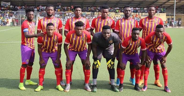 GPL Match Report: Hearts Of Oak Draw Goalless Against WAFA