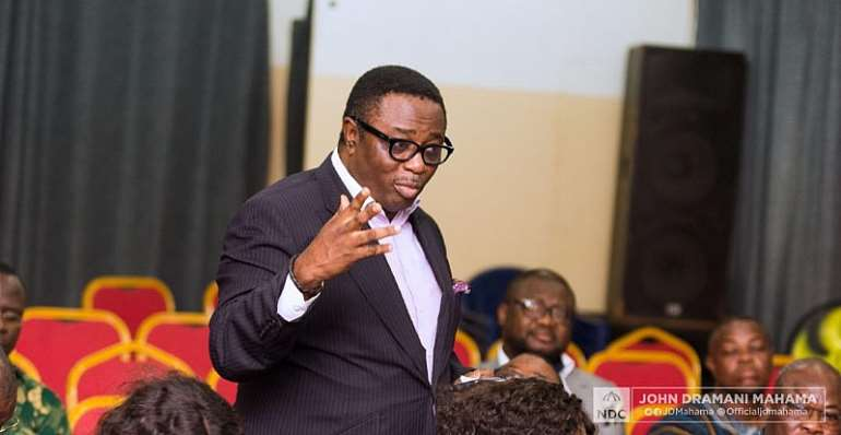 EC's Argument Over Voters' Register Inconsistent – Afriyie Ankrah
