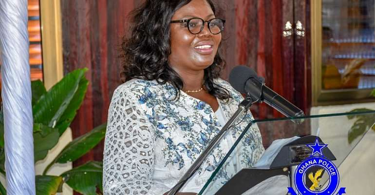'I'm Leaving CID With My Chest Out' – COP Tiwaa Addo-Danquah