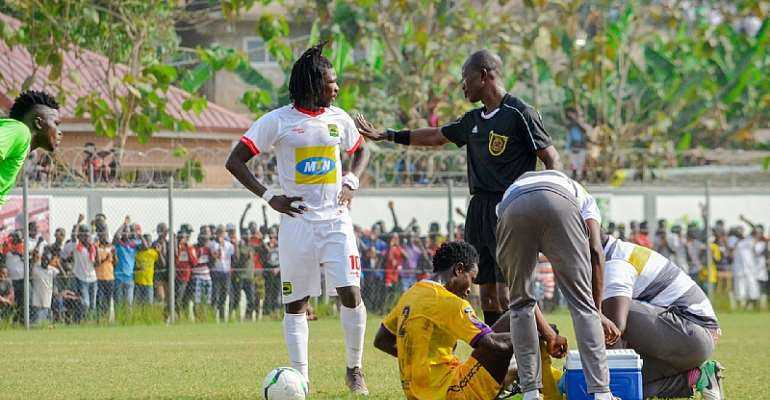 Medeama SC 1-0 Kotoko – Porcupine Warriors Suffer Second Defeat In 4 Days