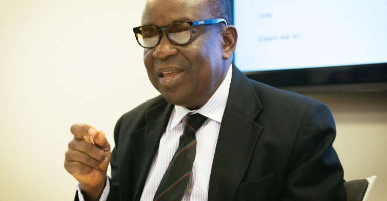 Two New Secessionist Groups Identified – Kan Dapaah
