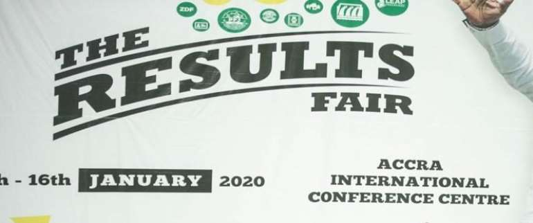 World Bank Group Lauds Gov't For Results Fair