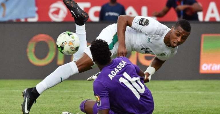 Defending champions Ivory Coast held by Togo