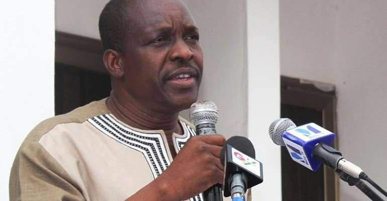 Rt. Hon. Bagbin Is The Best Man For The Position Of Speaker Of Parliament