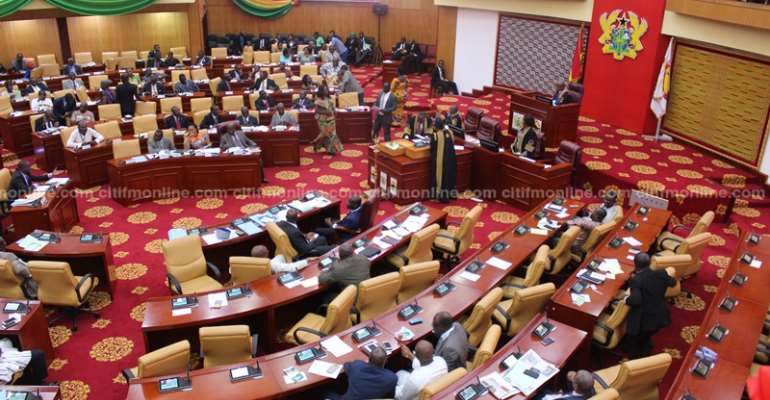Proposed construction of a new chamber for Parliament, a misplaced priority – CDD-Ghana